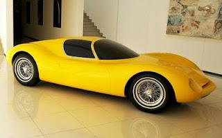 Giugiaro Lamborghini Design