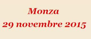 CLASSIFICA 1^ Tappa Circuito Monga Monza 2015