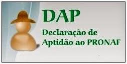 Emissão da DAP