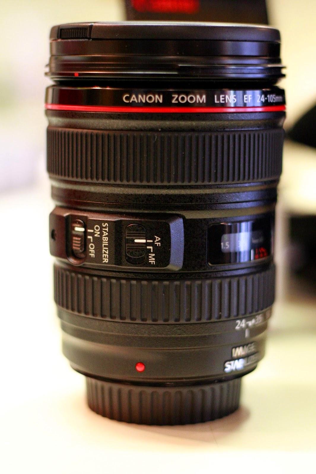 canon 24-105 mm L