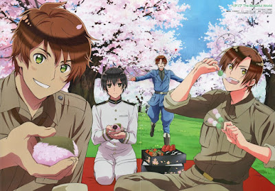 Phim Hetalia The Beautiful World