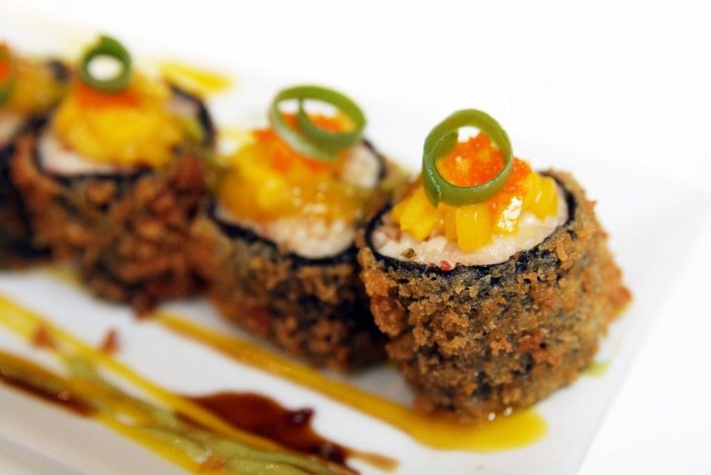Seafood Salad Maki  Kulinarya Kitchen