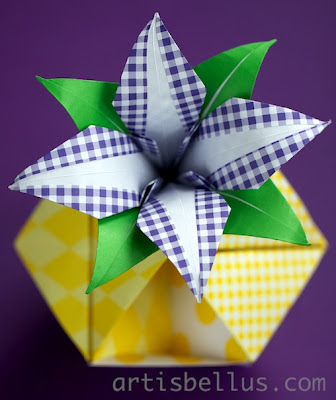 Origami Decorations: Combining Models