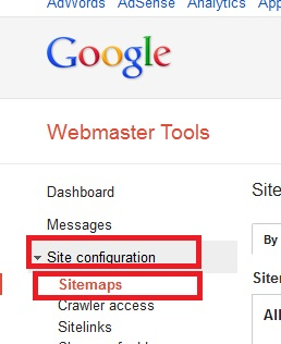 Optimisasi SEO - Kirimkan Sitemap ke Google