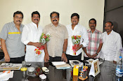Maa President Rajendra Prasad Felicated by Tammineni and Others-thumbnail-8