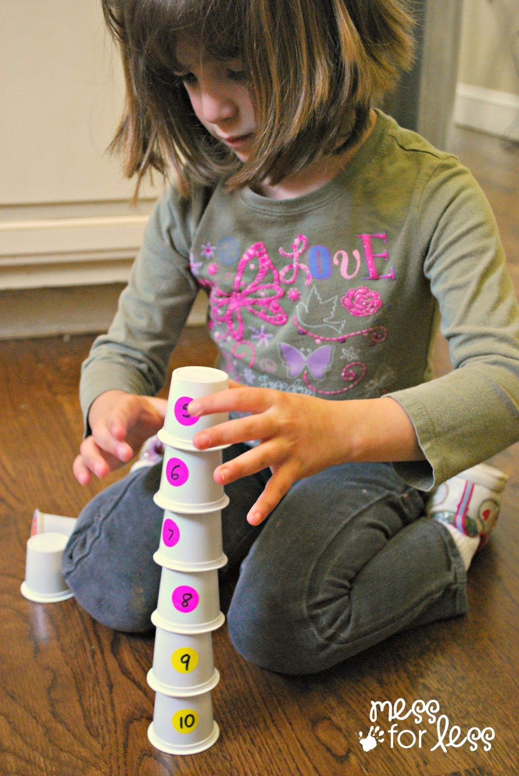 K cup activities for kids mess for less - Cups and kids ...