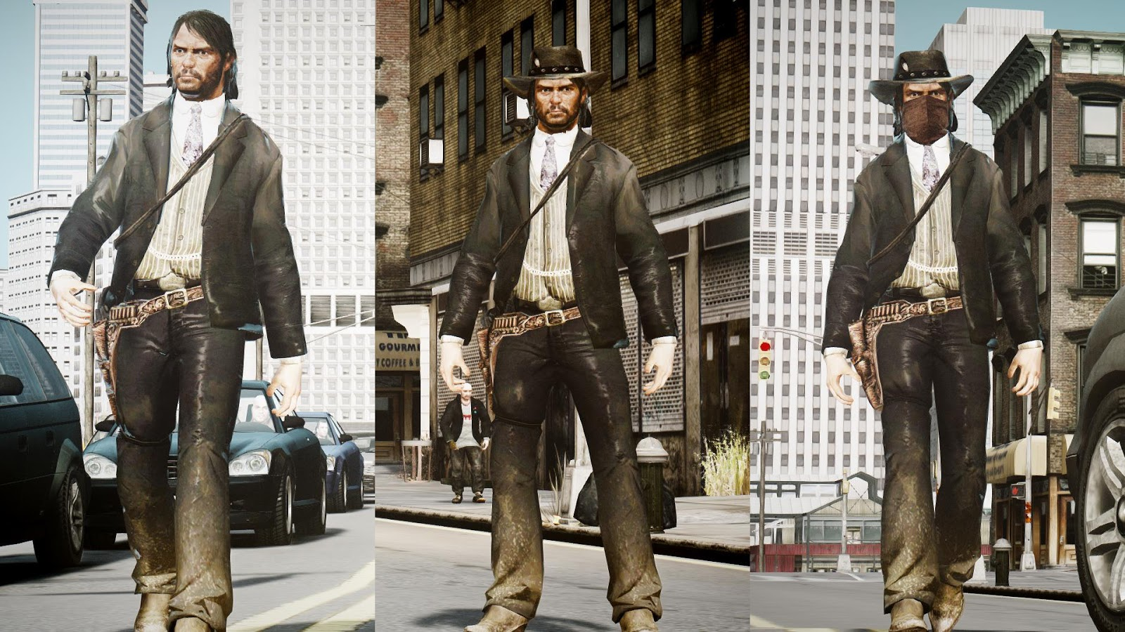how to get elegant suit red dead redemption