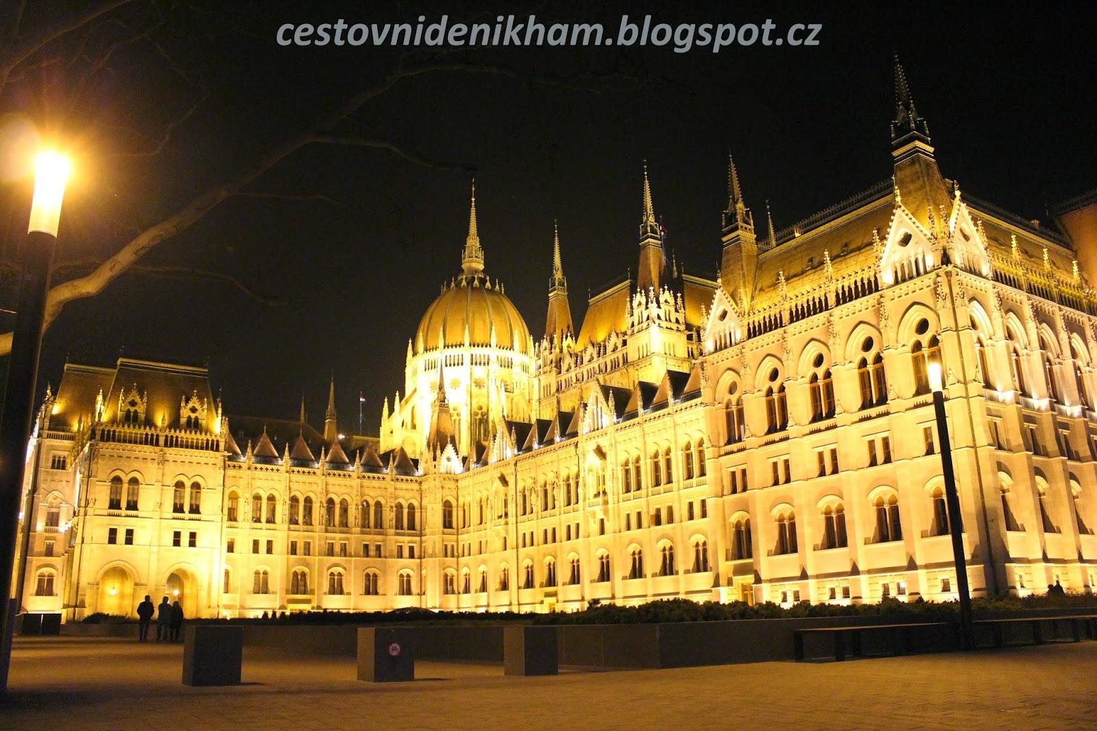 maďarský parlament // Hungarian Parliament