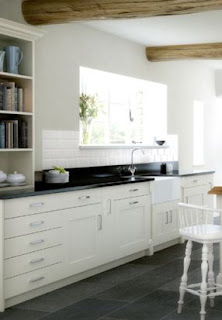 latest white kitchen cabinets design