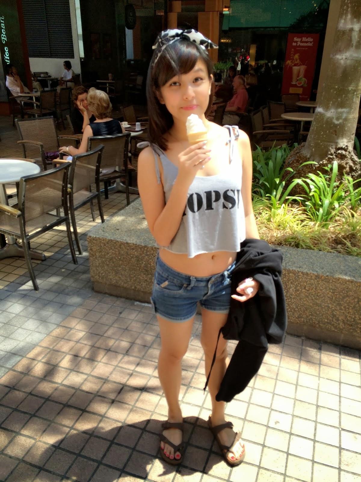 爱吃冰淇淋