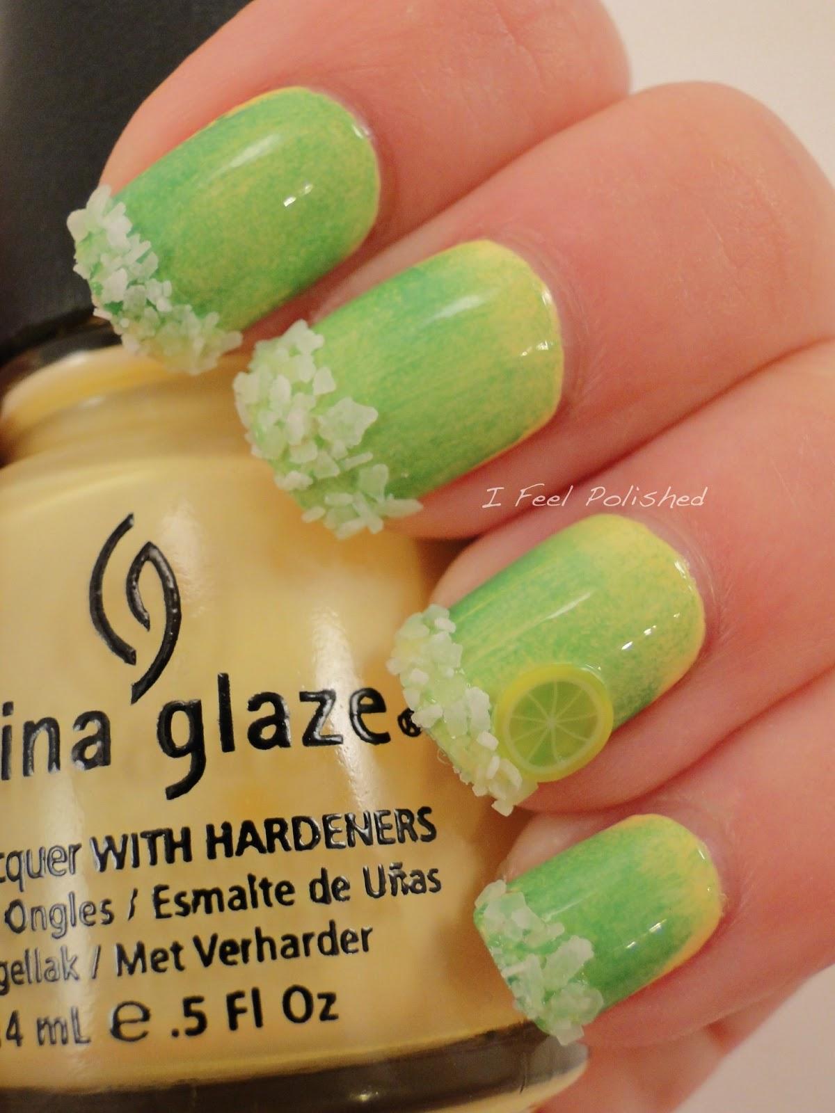 I Feel Polished!: February Challenge: 3D Nails