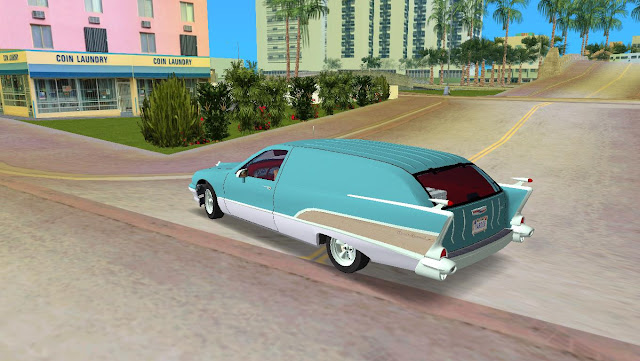 Chevrolet Bel Air Nomad 1992 GTA Vice City