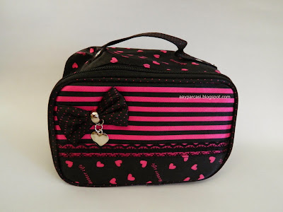flormar makyaj çantası