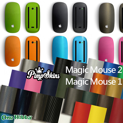 Apple Magic Mouse PimpSkins貼膜
