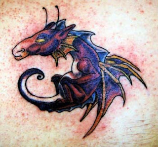 Dragon Tattoo designs - Dragon Tattoo Ideas