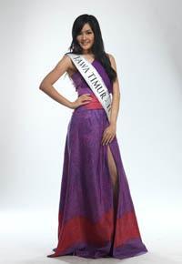 Miss Indonesia 2011 Jawa Timur (Astrid Ellena Indriana Yunadi)