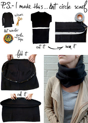 30 Creative and Cool Ways To Reuse Old Sweaters (35) 31