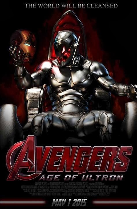 Avengers: Age Of Ultron (01-05-2015)