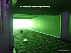 UV Painting Technology