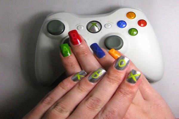 Nail salon designs gamer nails salon designs gamer nails salon designs 6 prinsesfo Images