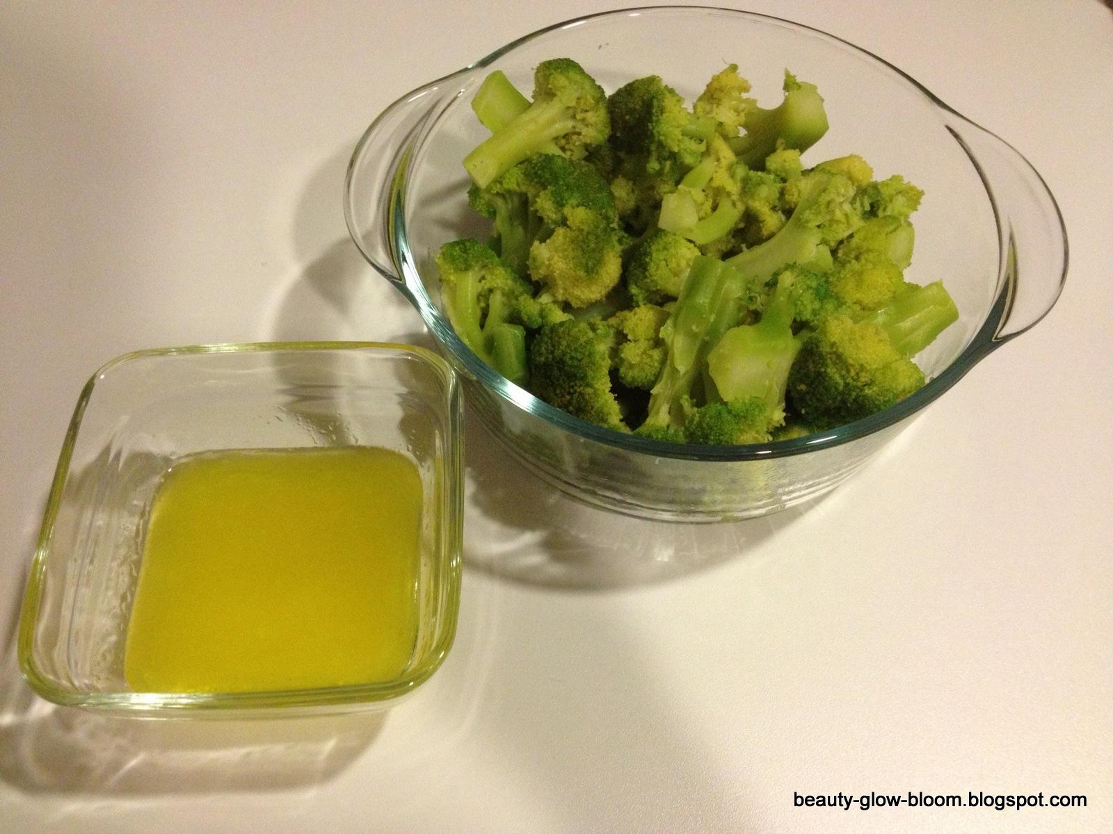 Соус к брокколи рецепт