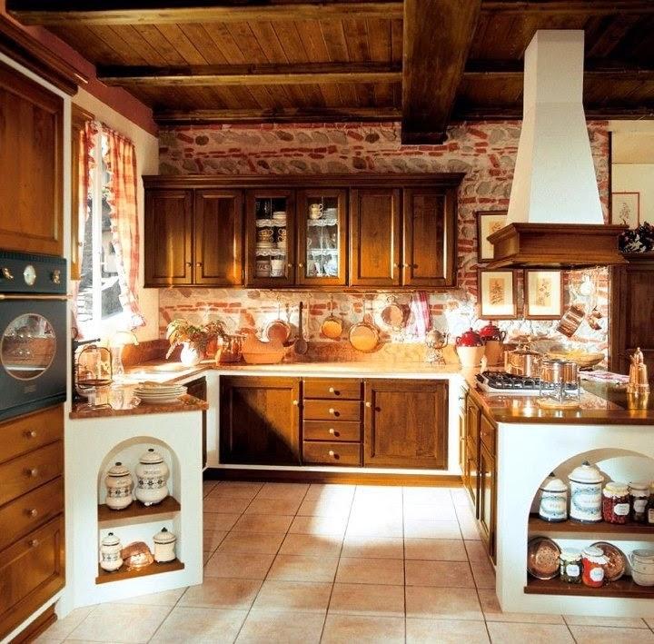 Il mio angolo nel mondo.: arredamento rustico per interni, idee e ...