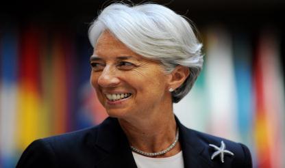 """Lagarde diz que """"nenhum país sairá imune da crise"""", o Brasil está entre os mais protegidos"""