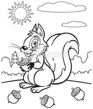 Image à colorier gratuite à imprimer