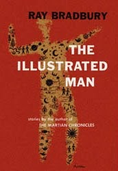 the illustrated man book report Edit report this just as the original book is an anthology of science fiction stories, the illustrated man movie has a framing device to connect the fragmented story.