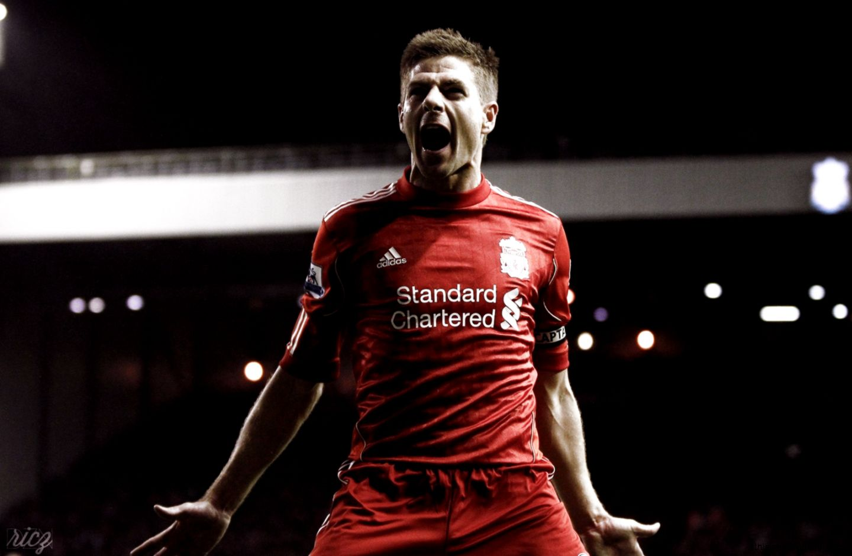 Steven Gerrard Wallpaper Image