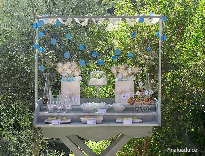 Fiestas con carritos na lua dulce for Carritos chuches comunion