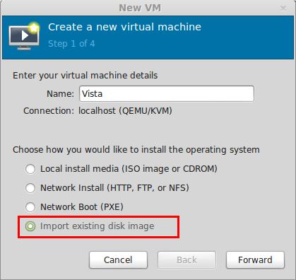 how to delete vm in kvm