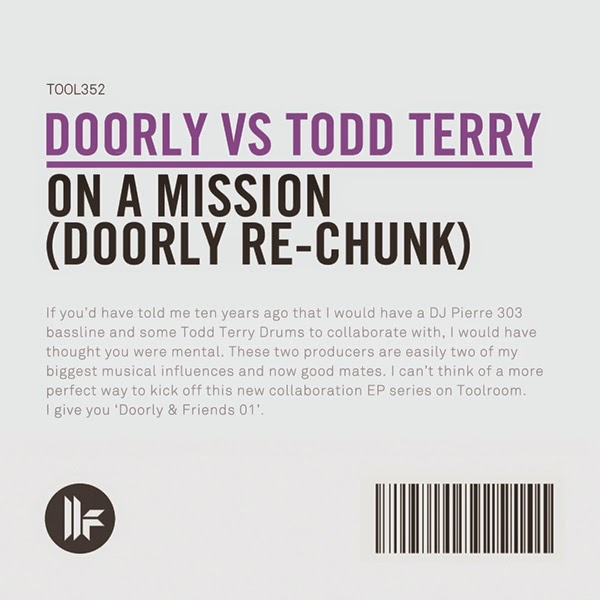 DOORLY VS TODD TERRY ON A MISSION