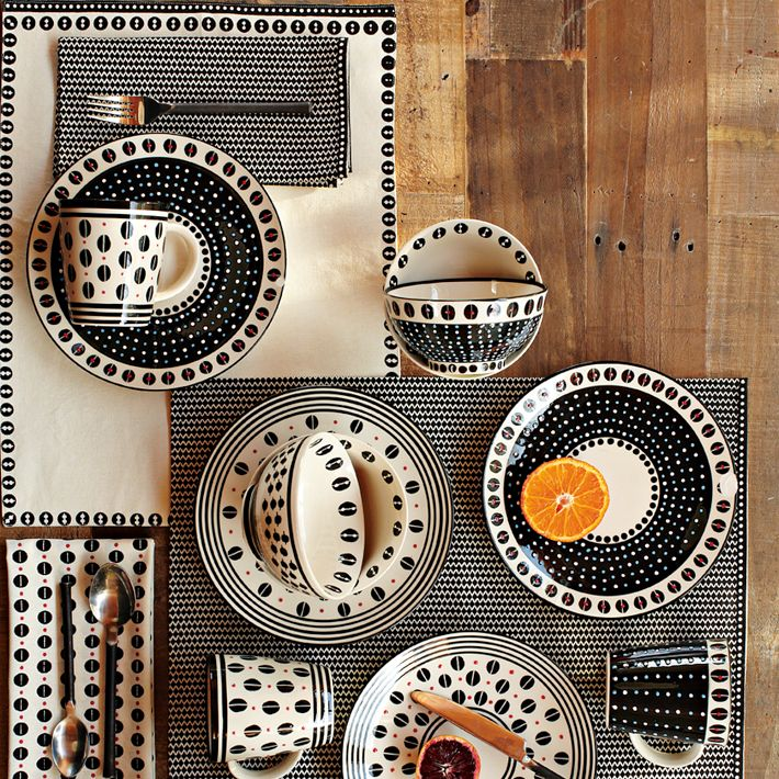 CRAZY GOOD DESIGN WEST ELM GOES TO AFRICA