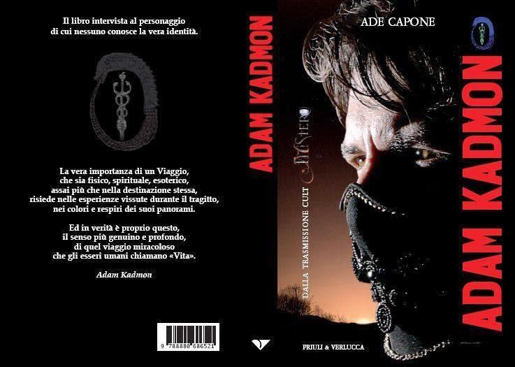 """""""Adam Kadmon"""": il libro-intervista"""