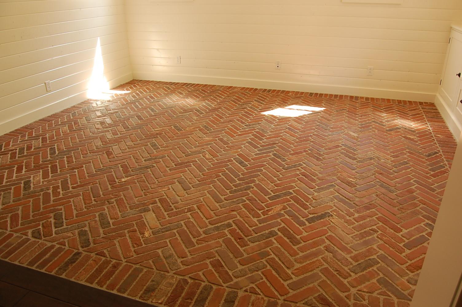 Welcome for Floor brick