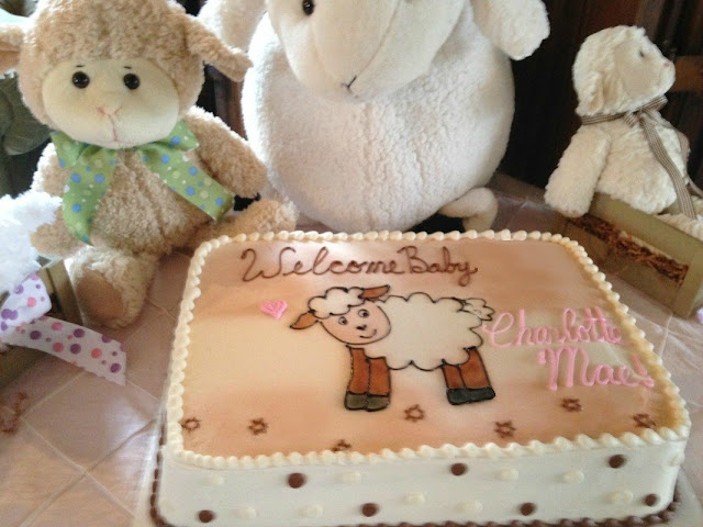 The nest at finch rest little lamb baby shower luncheon - Comprar decoracion vintage ...