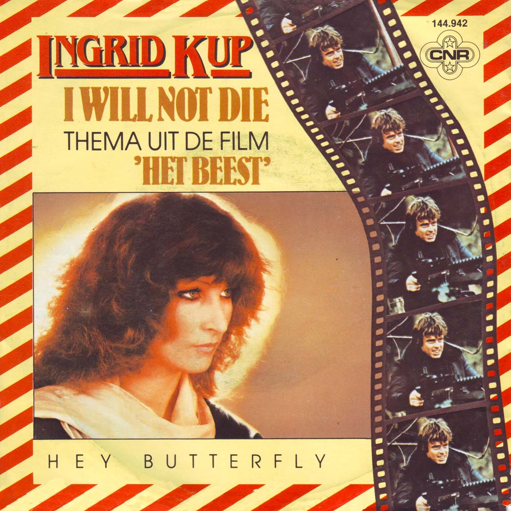 Ingrid Kup - великолепная певица из Нидерландов - Страница 3 Beest