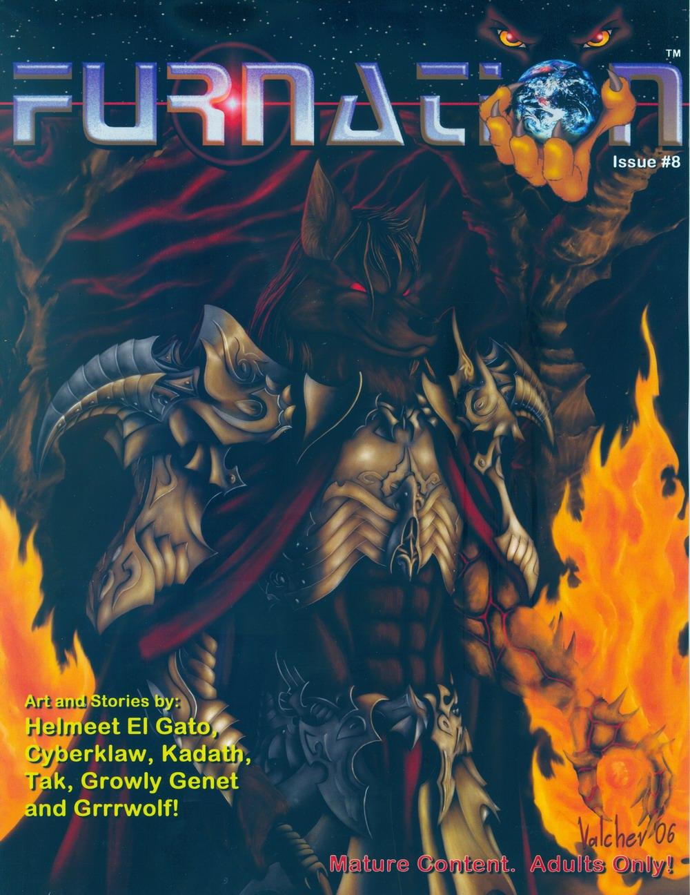 Furrnation (Furry Magazine) 1 – 9