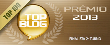 Fomos Top 100 em 2013! Obrigada!