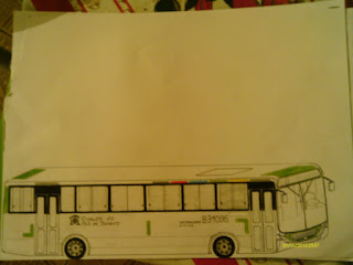 Ônibus (desenho) - 2