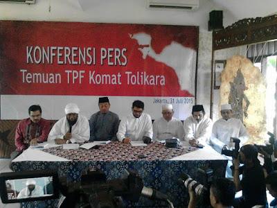 TPF: Tragedi Tolikara termasuk pelanggaran HAM berat