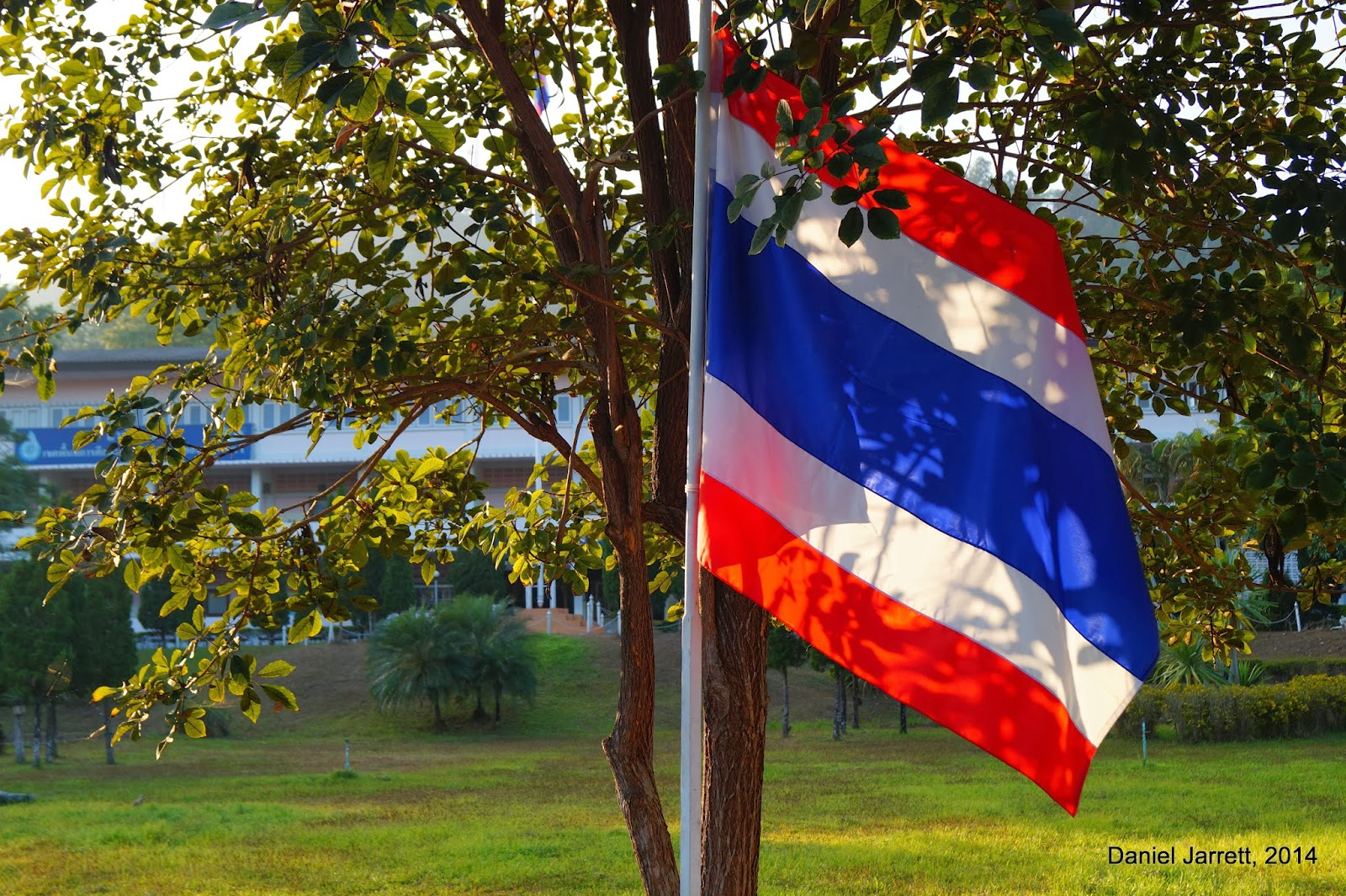 Mae Hong Son Flag