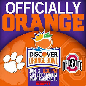 The Tiger Pregame Show Next Broadcast-January 3rd Orange Bowl vs. Ohio State