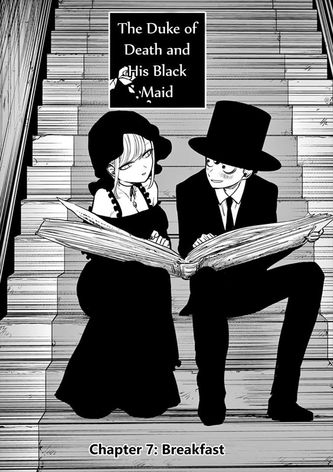 The Duke of Death and his Black Maid ตอนที่ 7 TH แปลไทย