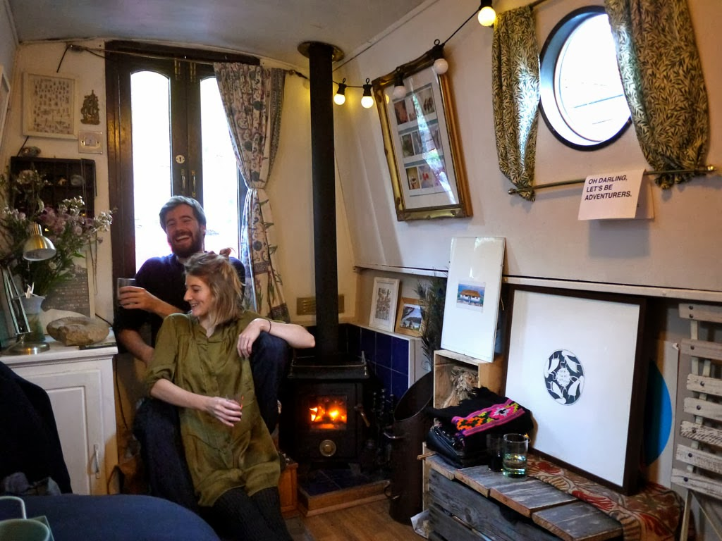 Said sarah london interiors house boat living for London interiors