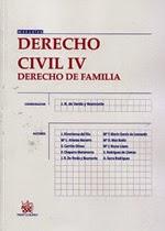 Derecho Civil IV. Derecho de Familia. Manuales Técnicos Especializados de Derecho.