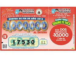 numeros ganadores de loteria nacional