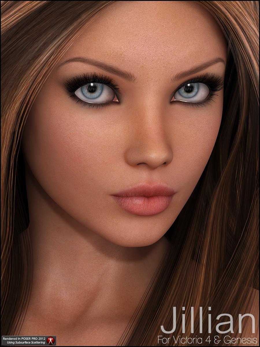 Download daz studio 3 for free daz 3d jillian for Deviantart 3d models