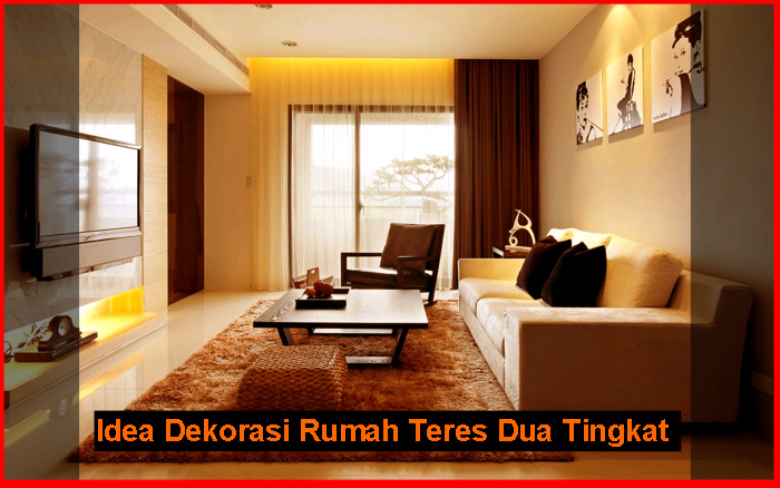 Dekorasi Rumah Teres Dua Tingkat | Berkongsi Gambar Hiasan Rumah Teres ...